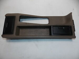 Bmw E36 Center Console No Armrest Kit Tan Oem 92 99 318 323 325 328 M3