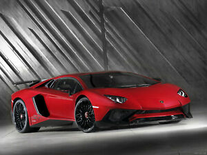 Lamborghini Aventador Sv Lp750 4 Full Body Kits