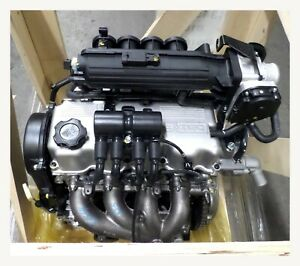 Complete Engine S tec 1 0l L4 For Standar Transmission 2006 2007 Chevrolet Spark