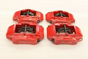 Porsche 997 996 Carrera 911 987 986 Boxster Front Rear Brembo Caliper Brake Set