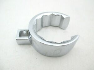 Snap On 1 15 16 Flare Nut Crowfoot Wrench 1 2 Drive 12 Point Crow Foot Deep