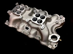 Sk42855 385 429 Ford Standard Port Dual Quad Intake Manifold Limited Run