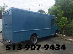 Food Truck Equipped With Commercial Nsf Equipment Send Best Offer