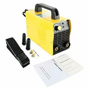 Arc 250 110v Portable Welder Inverter Cutter Mini Welding Machine
