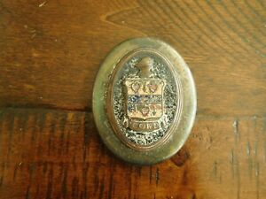 Cord Radiator Emblem 1929 30 31 32 33 34 Ornament Badge Cloisonne Original Rare
