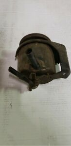 1970 Ford Mustang Power Steering Pump With Bracket And Hose Support Bracket