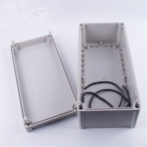 380x190x130mm 1pc Electronic Abs Cover Waterproof Box Enclosure Project Case