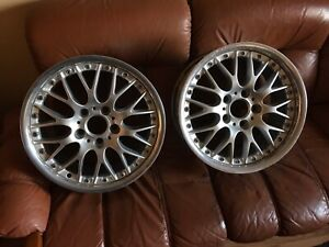 Bbs Rs740 Style Oem Made In Germany Bmw Wheels