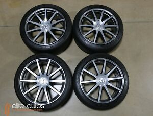 20 Inch Mercedes S63 S65 S class Cl class Amg Oem Wheels Michelin Tires