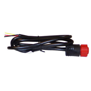 Lowrance 000-14041-001 2-Wire Power Hds/Elite Ti/Hook/Mark Only Cable