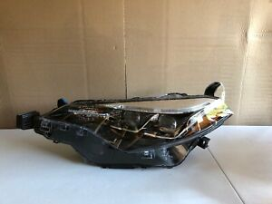 2017 2018 2019 Toyota Corolla Left Lh Full Led Headlight Oem