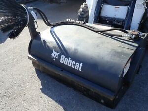 Bobcat Sweeper And Broom