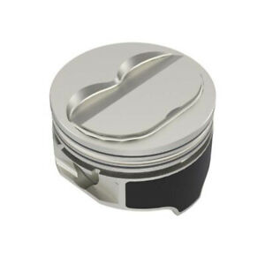 Keith Black Kb 9910hc 030 383 Chevy Pistons 150 Dome 5 7 Rod