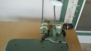 United States Blind Stitch Industrial Sewing Machine 718 9 Used