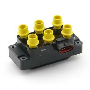 Accel 140035 Ignition Coil Supercoil Ford 6 tower Edis Horizontal