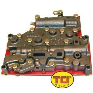 Tci 744600 Powerglide Circle Track Internal Valve Body Low Gear Only