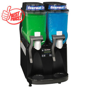 Professional Bunn Ultra 2 Gourmet Ice Frozen Drink System 26 Servings Per Hour