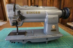 Singer 211g165 Industrial Walking Foot Sewing Machine head Only