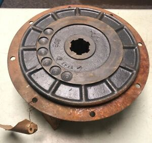 Vintage John Deere Tractor Pto Clutch Disc Part 75 308 12 O d Free Shipping