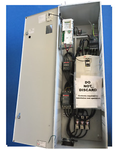 Abb Ach550 bcr 125a 4 100hp Enclosed Variable Frequency Drive