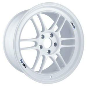 Enkei Rpf1 18x9 5 38 5x114 3 Full White set Of 4 3798956538wp