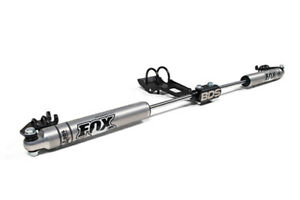 Bds Fox 2 0 Dual Steering Stabilizer Kit For Jeep Wrangler Jl 2018 2019