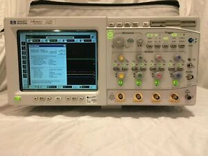 Agilent Hp 54845a 1 5ghz 8gs s Oscilloscope