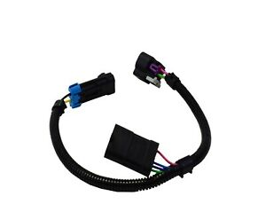 A team Performance Throttle Body Harness Adapter Compatible With Gm Ls1 To Ls2