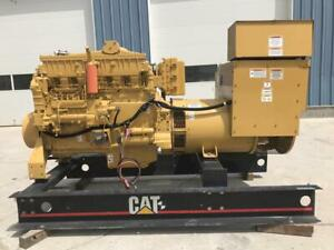 _350 Kw Cat Generator Set 2002 12 Lead Radiator Available Installed At Ap