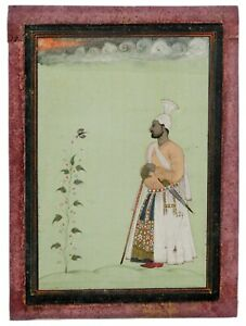 19c Indian Miniature Painting