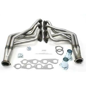 Patriot Exhaust H8054 Header 73 87 Chevy Truck Bbc Raw 1 3 4 Inch
