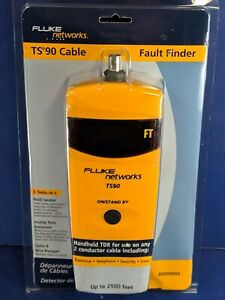 Brand New Fluke Ts90 Cable Fault Finder Original Packaging