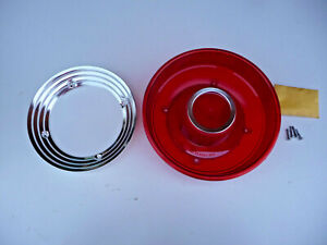 1962 1963 Thunderbird Nos Rear Lamp Lens T bird Fomoco Tail Light Sport Roadster