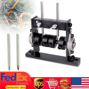 Manual Wire Stripper Cable Scrap Peeler Stripping Peeling Machine Tool 1 20mm Us