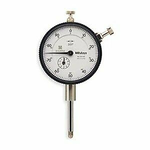 Mitutoyo 2416s Dial Indicator Analogue 1in