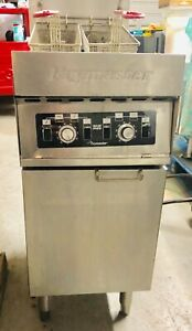 Frymaster Electric Fryer Model Ph114 2sd W 2 Individually Controlled Spaces