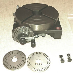 Emco Maximat Fb 2 Mill Drill Rotary Table 1 Pn 745000 Indexing D22s