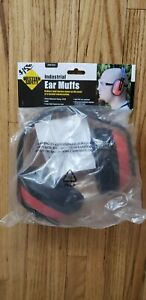 Western Safety 61372 Industrial Ear Muffs Ear Protection
