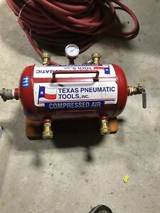 Tx 3amf 2 5 Gallon Air Tank Asme Cert Texas Pneumatic Tools Free Shipping