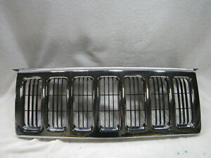 2006 2007 2008 2009 2010 Jeep Grand Commander Grille P N 5jr62trmad Oem K2020