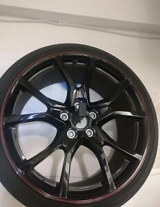 2017 2019 Honda Civic Type R 20 Oem Rims Tires Used Good Condition No Bend Fk8