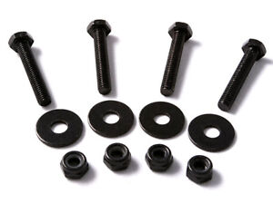 Air Zenith Compressor Mounting Hardware Nylock Nuts And Bolts Set