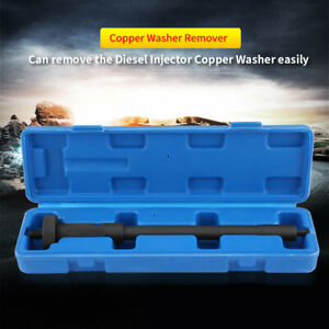 Diesel Engine Injector Copper Washer Gasket Remover Extracting Tools