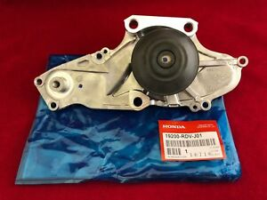 New Genuine Oem Honda Water Pump For Part 19200 Rdv J01 3 5l V6 Usa Seller