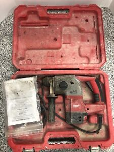 Milwaukee 5363 21 1 Rotary Hammer Drill In Case A zz