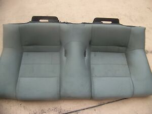 2010 2011 2012 2013 2014 Ford Mustang Coupe Rear Seats