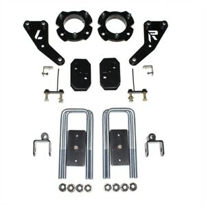 Pro Comp Nitro 2 25 Inch Leveling Lift Kit With Rear Blocks 64170k