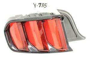 Used Oem Tail Light Ford Mustang 15 16 17 Taillight Lamp Taillamp Damaged