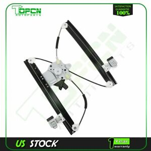 Power Window Regulator Fits 2011 2015 Chevy Cruze Front Driver Side W Motor