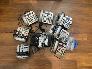 Xblue Networks X16 Office Phone System With 7 Digital Telephones
